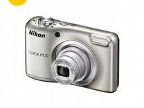 Nikon Coolpix A10 (серебристый)