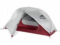 Палатка MSR Hubba Nx 1-местная серого цвета