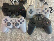 Джойстики на PS2 PS1 оригинал новые