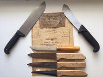 Ножи :обвалочные, жиловочные,мясо разделочные СССР