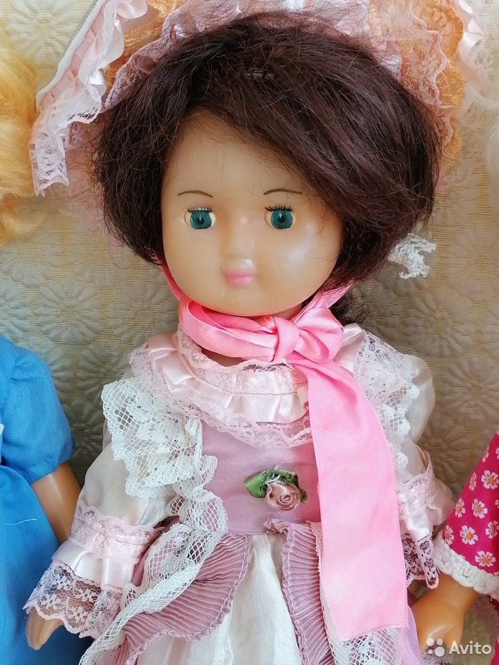 Куклы СССР Тамара, Вятка