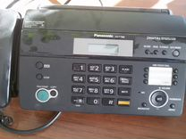 Телефон факс Panasonic kx-ft988