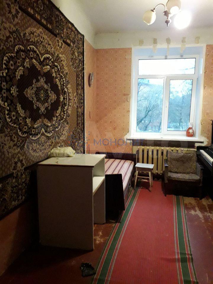 2-к квартира, 43.6 м², 2/4 эт.  89100075966 купить 5