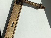 Продам дверные ручки Antologhia Impero бронза