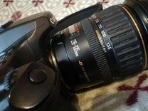 Фотоаппарат Canon 40d + объектив 28-135mm 1.6ft