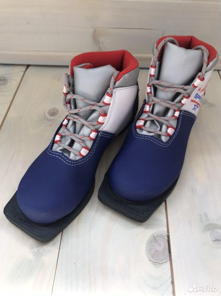 Лыжные ботинки  89581415968 купить 3