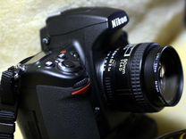 Nikon D700 новый