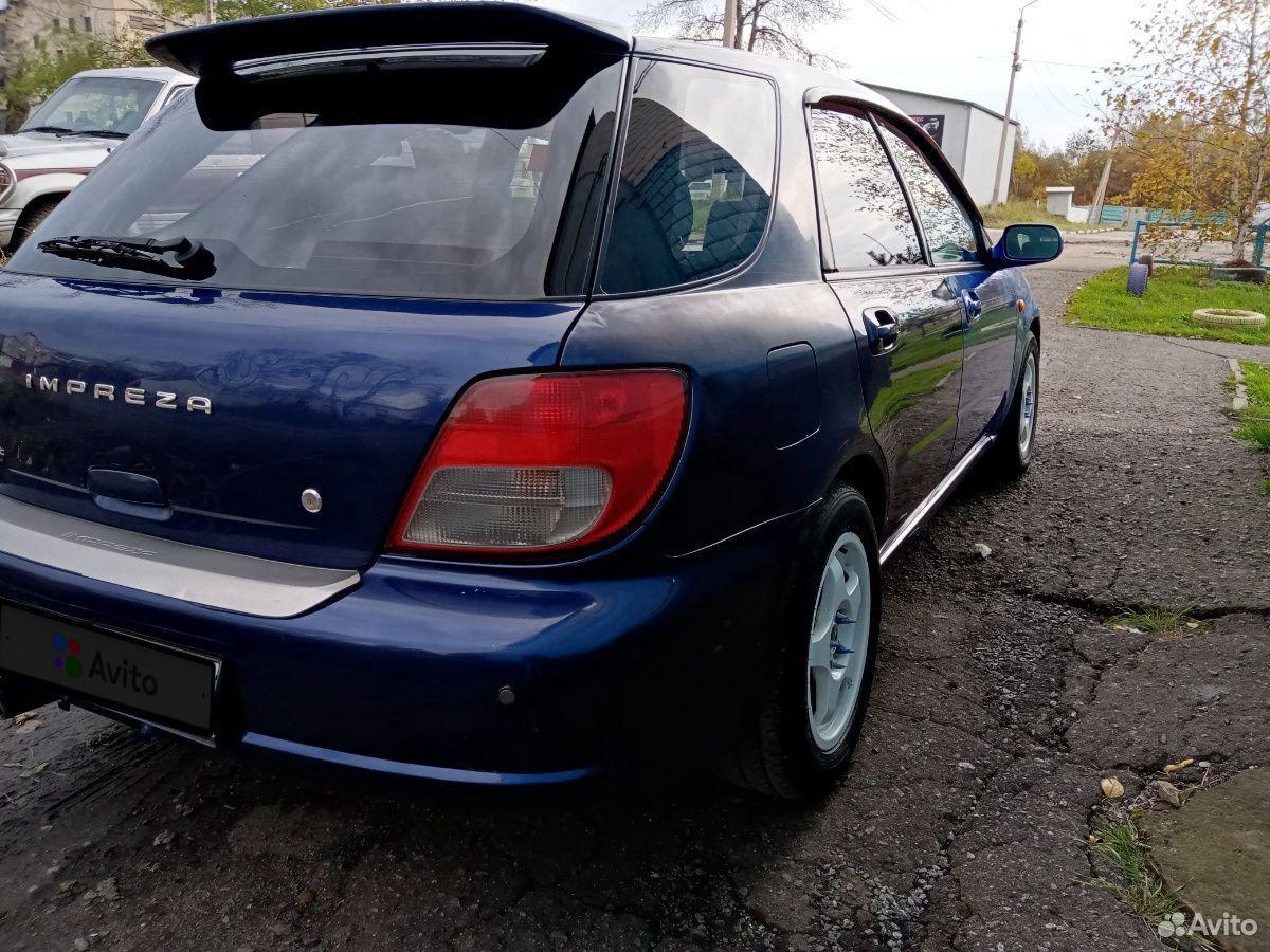 Subaru Impreza, 2000  89098167530 купить 6