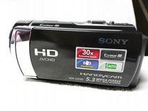 Цифровая видеокамера sony HDR-CX190E