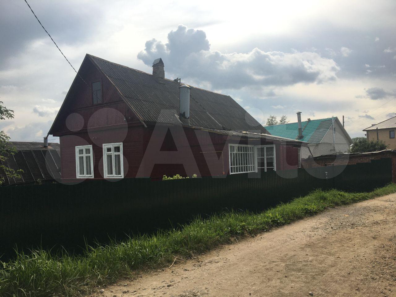 Дом 80 м² на участке 6 сот.  89156594626 купить 1