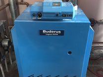 Газовый котел Будерус