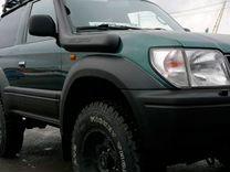 Шноркель для Toyota 90 Series Land Cruiser Prado