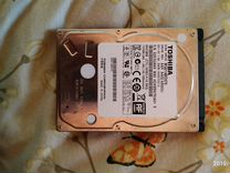 Жёсткий диск 750gb