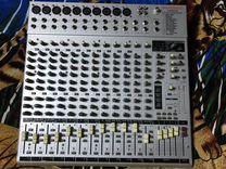 Phonic AM 844D Mixer. Доставка в подарок