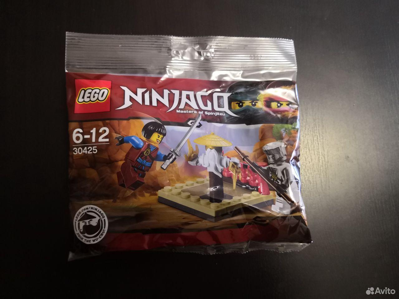 Lego Microfighters, Polybags. Star Wars, Ninjago  89609939028 купить 5