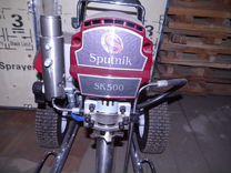 Окрасочный электрический аппарат Sputnik SK500