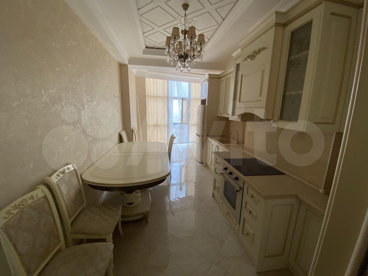 3-к квартира, 120 м², 15/15 эт.  89606376719 купить 7