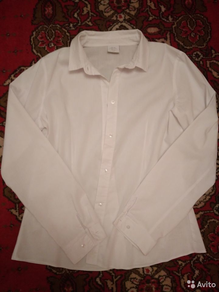 Рубашка школьная Sly