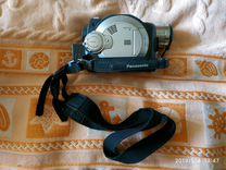 Продам видеокамеру panasonic VDR-M50
