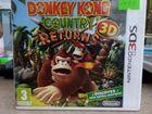 Donkey kong country return 3d, Nintendo 3DS
