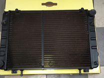 Радиатор охлаждения Газель медный 3-рядный
