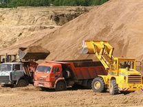 Песок, щебень, пгс, гравий, керамзит, навоз