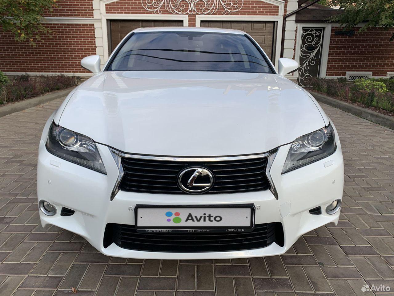 Lexus GS, 2012  89898002894 купить 4