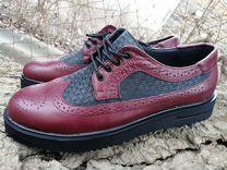 Мужская обувь из натуральной кожи от производителя