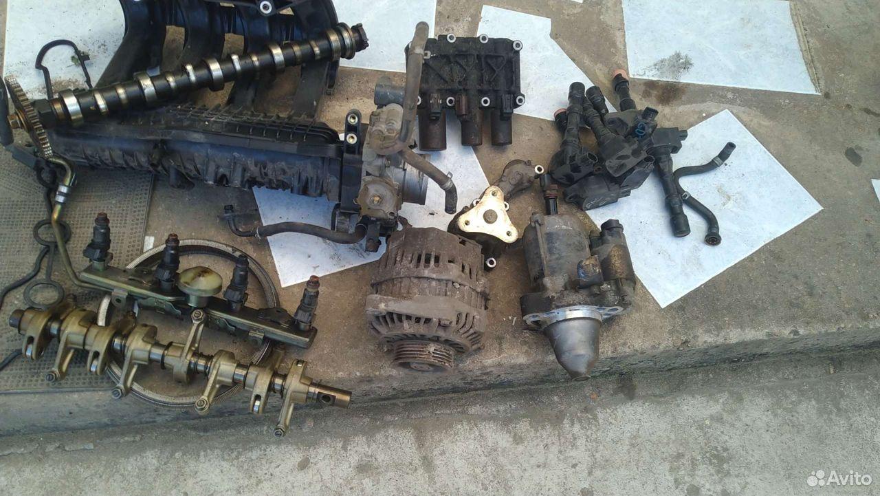 Двигатель в сборе honda fit  89246417222 купить 1