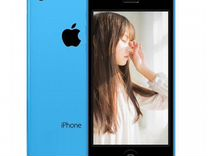 iPhone 5c 16gb blue