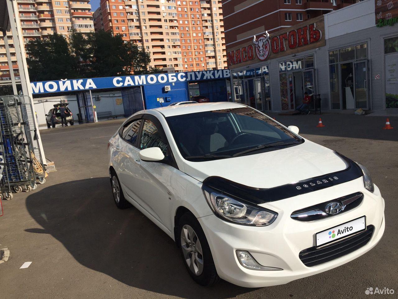 Hyundai Solaris, 2014  89189516554 купить 3
