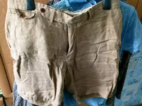 Льняные шорты Ralph Lauren