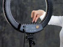 Кольцевая лампа Mettle LED RL 18 II / RL 12 II
