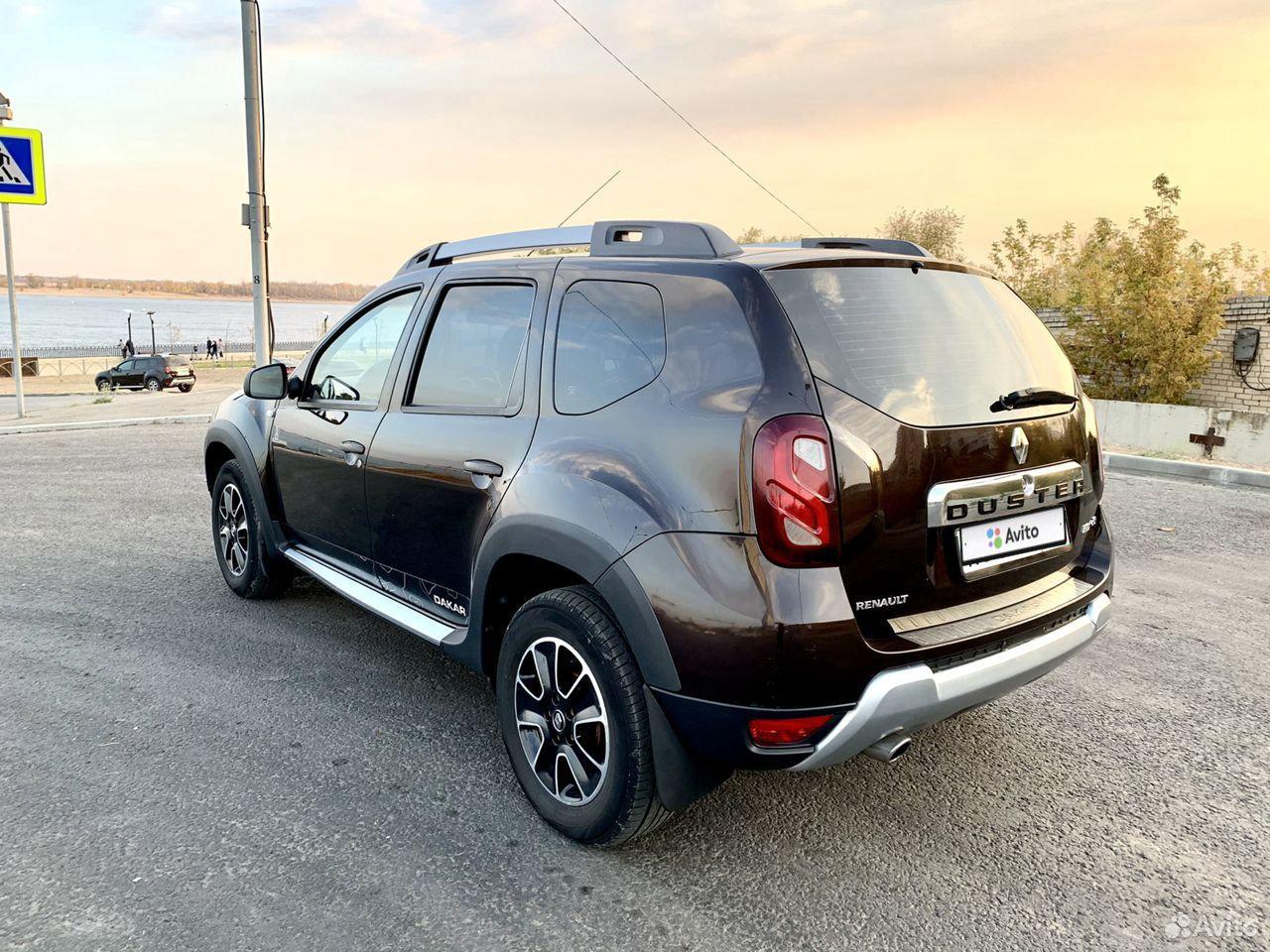 Renault Duster, 2016  89610795153 купить 6