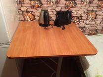 Стол раскладной, деревянный