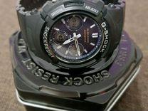 Часы Casio AWG-M100SB-2A