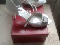 Туфли Mascotte белые р.38