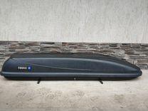 Аренда автобокса багажник на крышу — Запчасти и аксессуары в Краснодаре