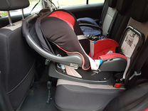 Автокресло Romer Baby safe plus с базой isofix
