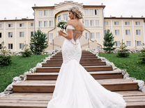 Свадебное дизайнерское платье Ange Etoiles