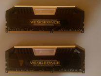 Corsair vengeance pro series 16gb (2x8gb) 2133 мгц — Товары для компьютера в Геленджике