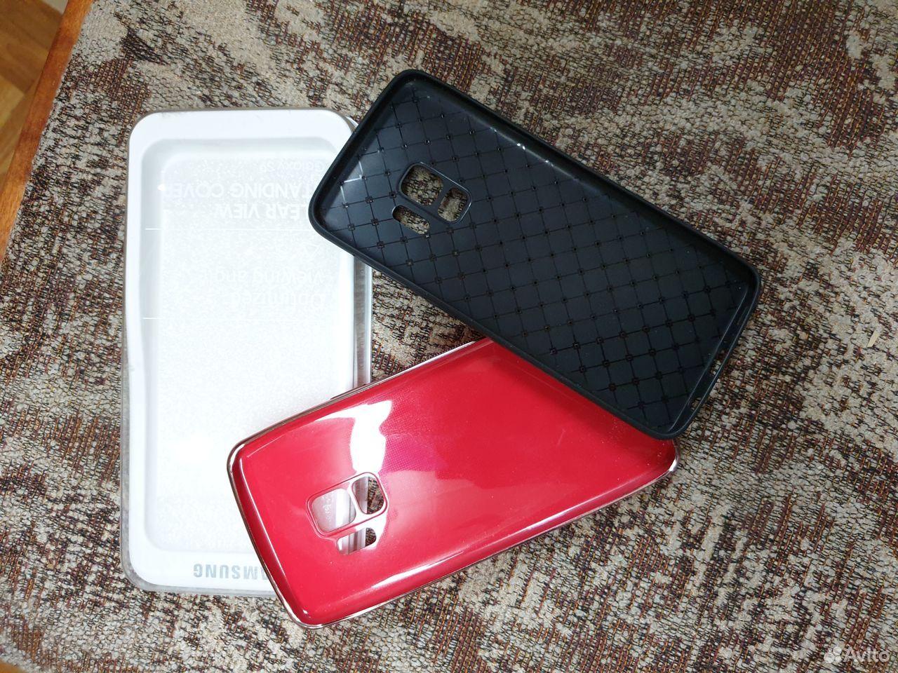 Чехлы на Samsung S 9
